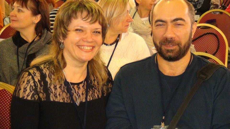 Я с Константином Довлатовым